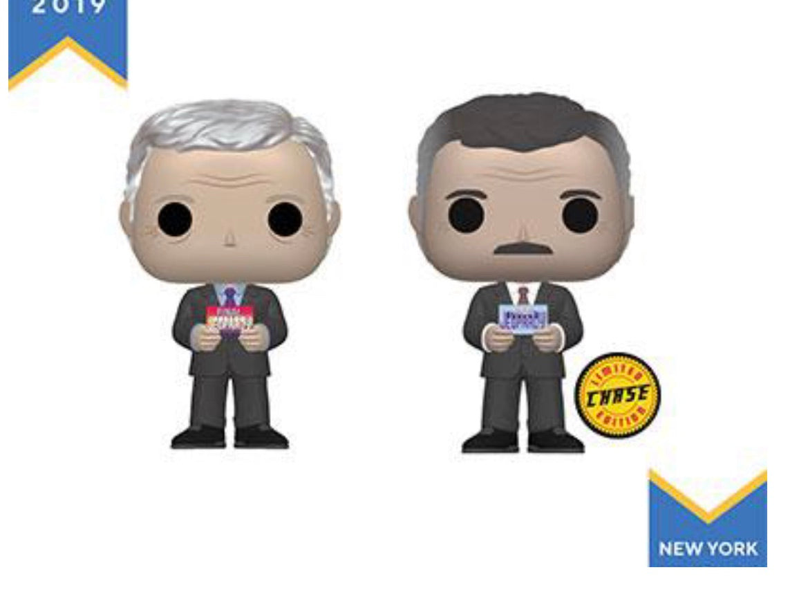 (Preorder) Pop! Television: Jeopardy Chase Bundle