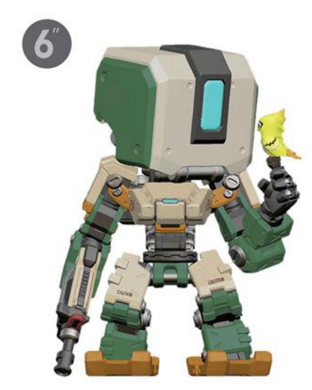 OVERWATCH FUNKO POP! BASTION (PRE-ORDER)