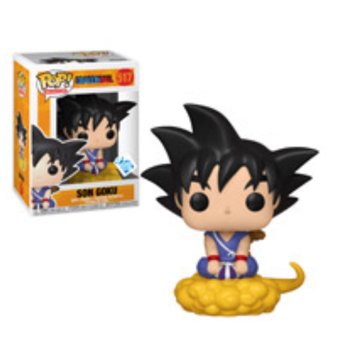 Funko Pop Young Son Goku
