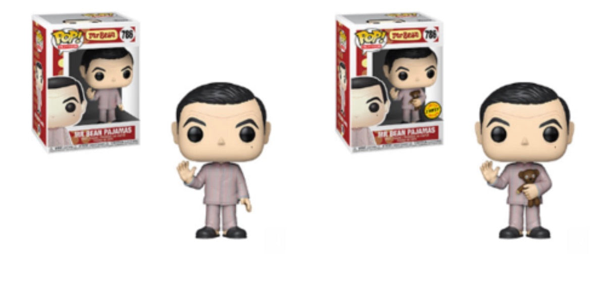 PRE-ORDER - 07/2019 TV: Mr Bean Chase Bundle