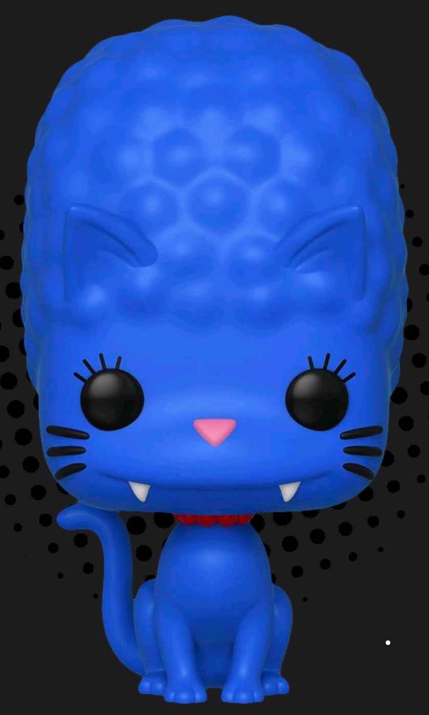 THE SIMPSONS - MARGE SIMPSON AS CAT POP! VINYL FIGURE