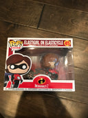 Elastigirl on Elasticycle not mint LC4