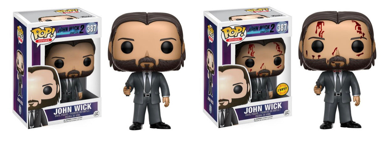 (PREORDER) JOHN WICK CHASE BUNDLE OF 2
