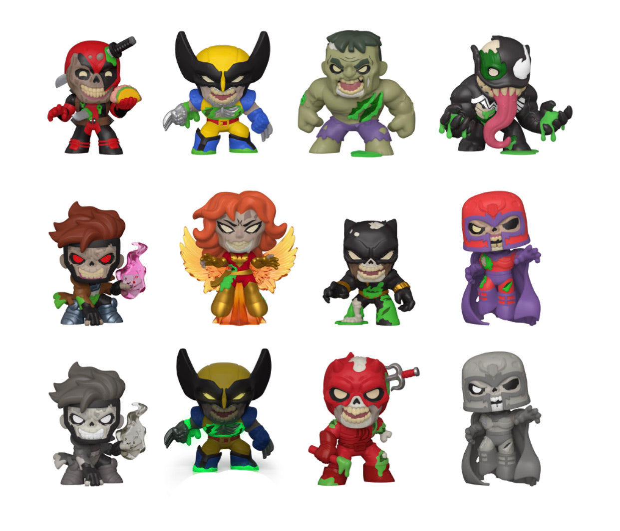 Pop! Marvel - Marvel Zombies (Specialty Series)