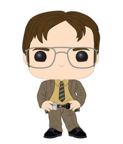 THE OFFICE FUNKO POP! DWIGHT SCHRUTE (PRE-ORDER)