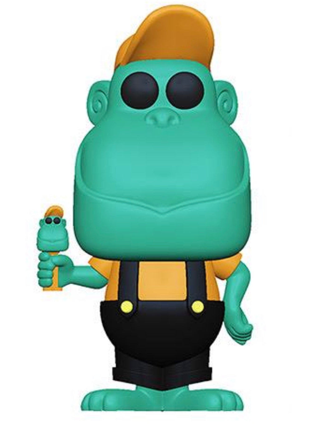 PEZ FUNKO POP! MIMIC THE MONKEY (TEAL) (PRE-ORDER)