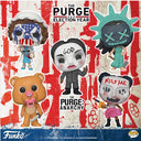 THE PURGE FUNKO POP! COMPLETE SET OF 5 (PRE-ORDER)