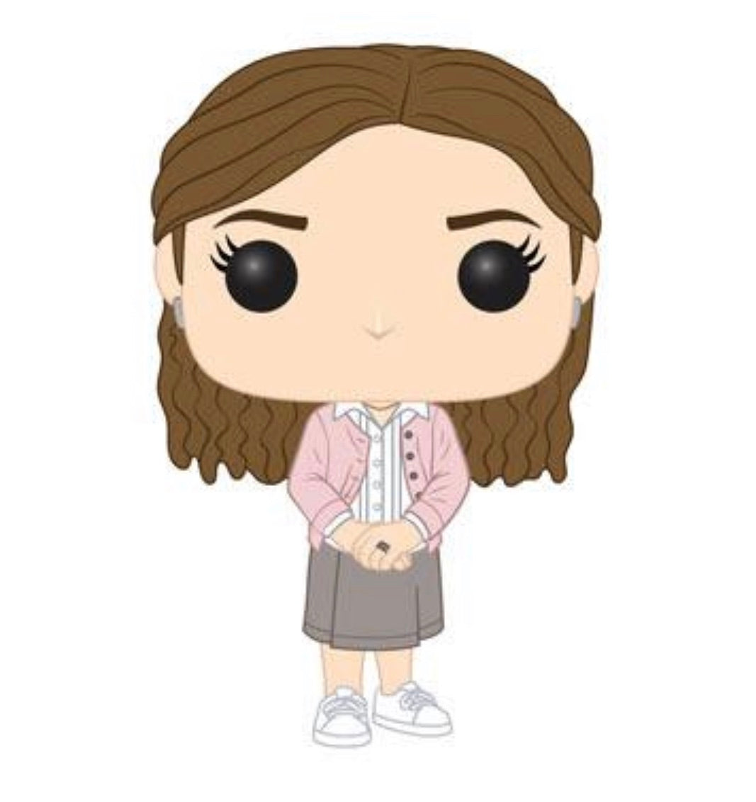 THE OFFICE FUNKO POP! PAM BEESLY (IN Stock)