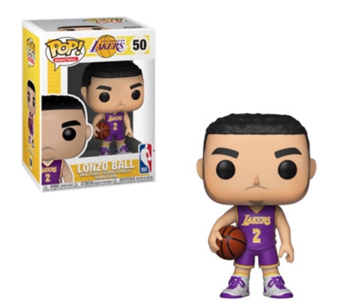 Pop! NBA Lonzo Ball(Preorder)