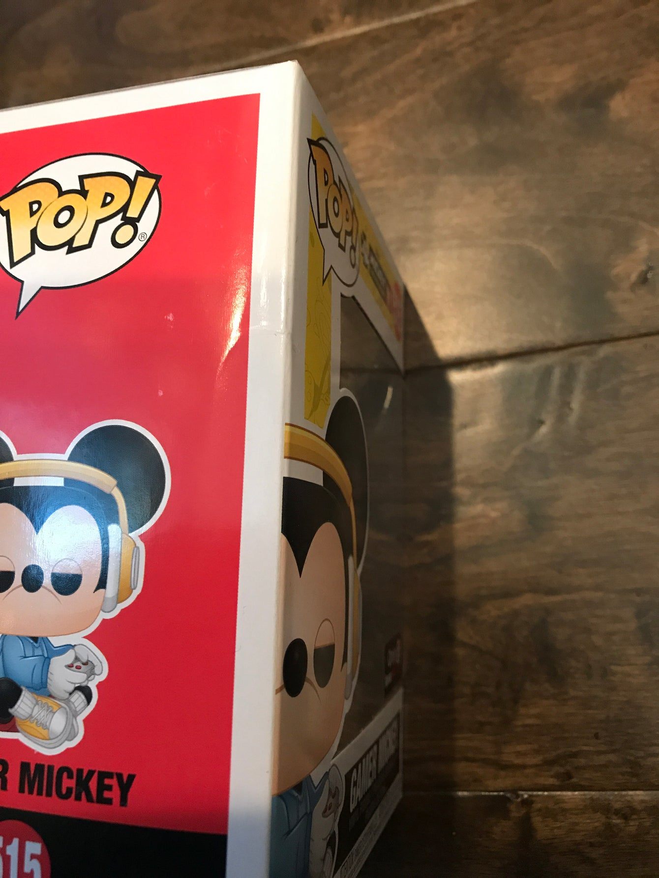 Gamer Mickey GameStop Exclusive not mint LC4