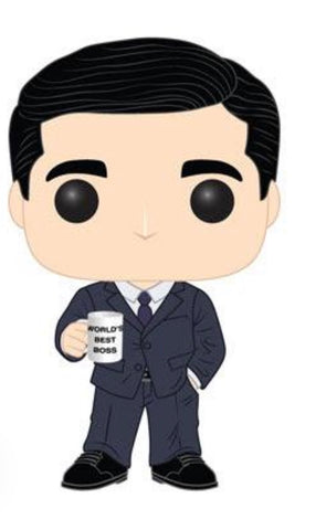 THE OFFICE FUNKO POP! MICHAEL SCOTT (PRE-ORDER)
