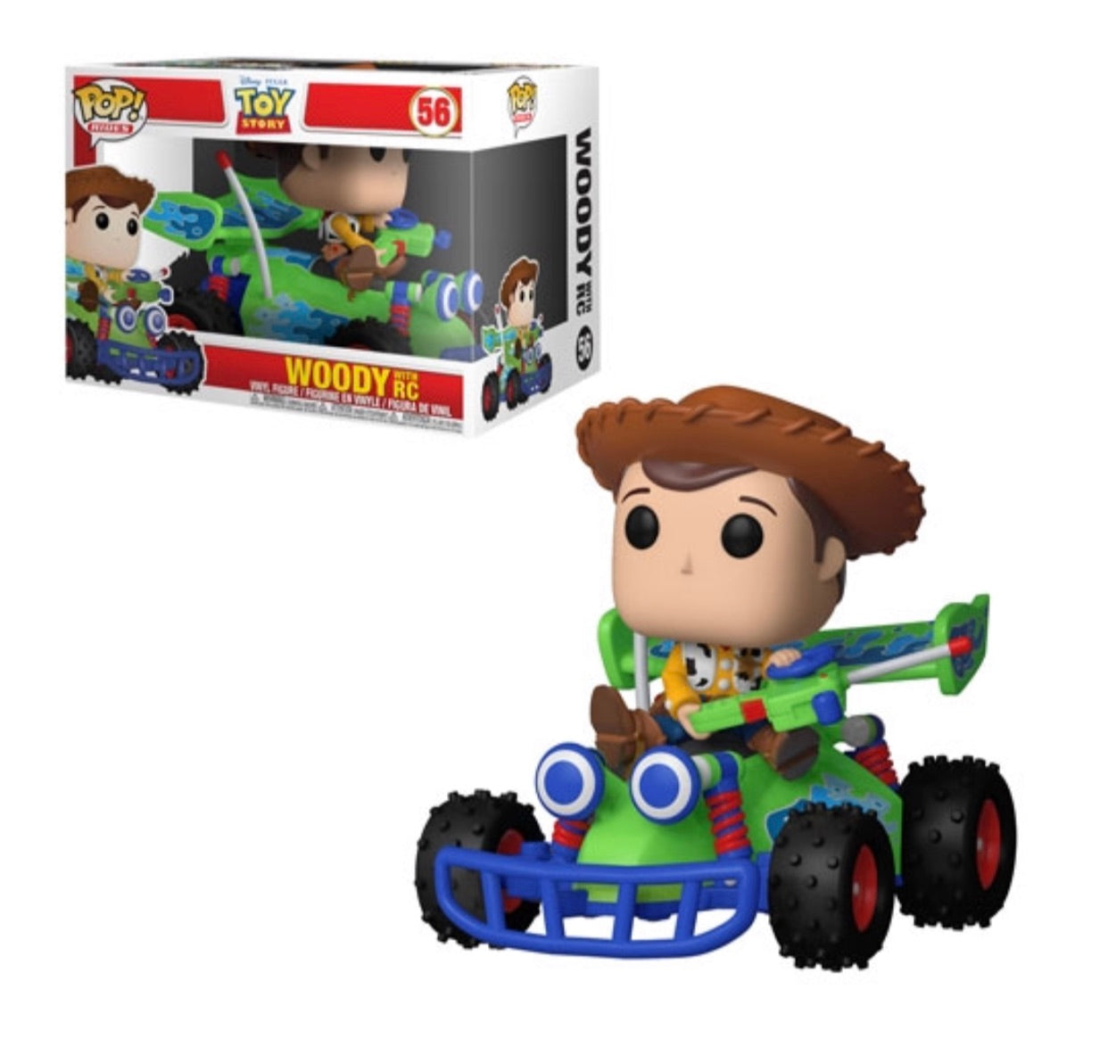 Funko! Woody and RC (Preorder)