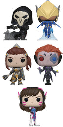 Pop! Games: Overwatch - Bundle(Preorder)