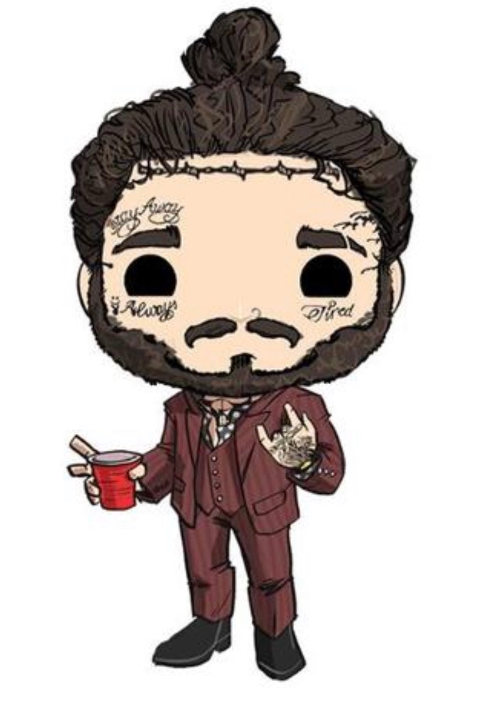 (Preorder) Pop! Rocks: Post Malone