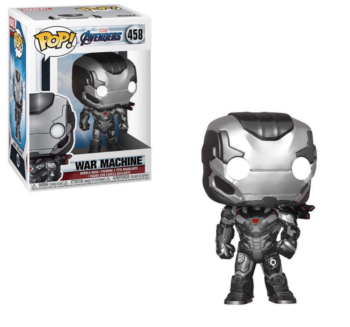 (Preorder) Avengers Endgame-War Machine