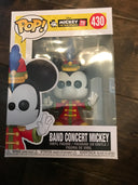 Band Concert Mickey mint condition LC4