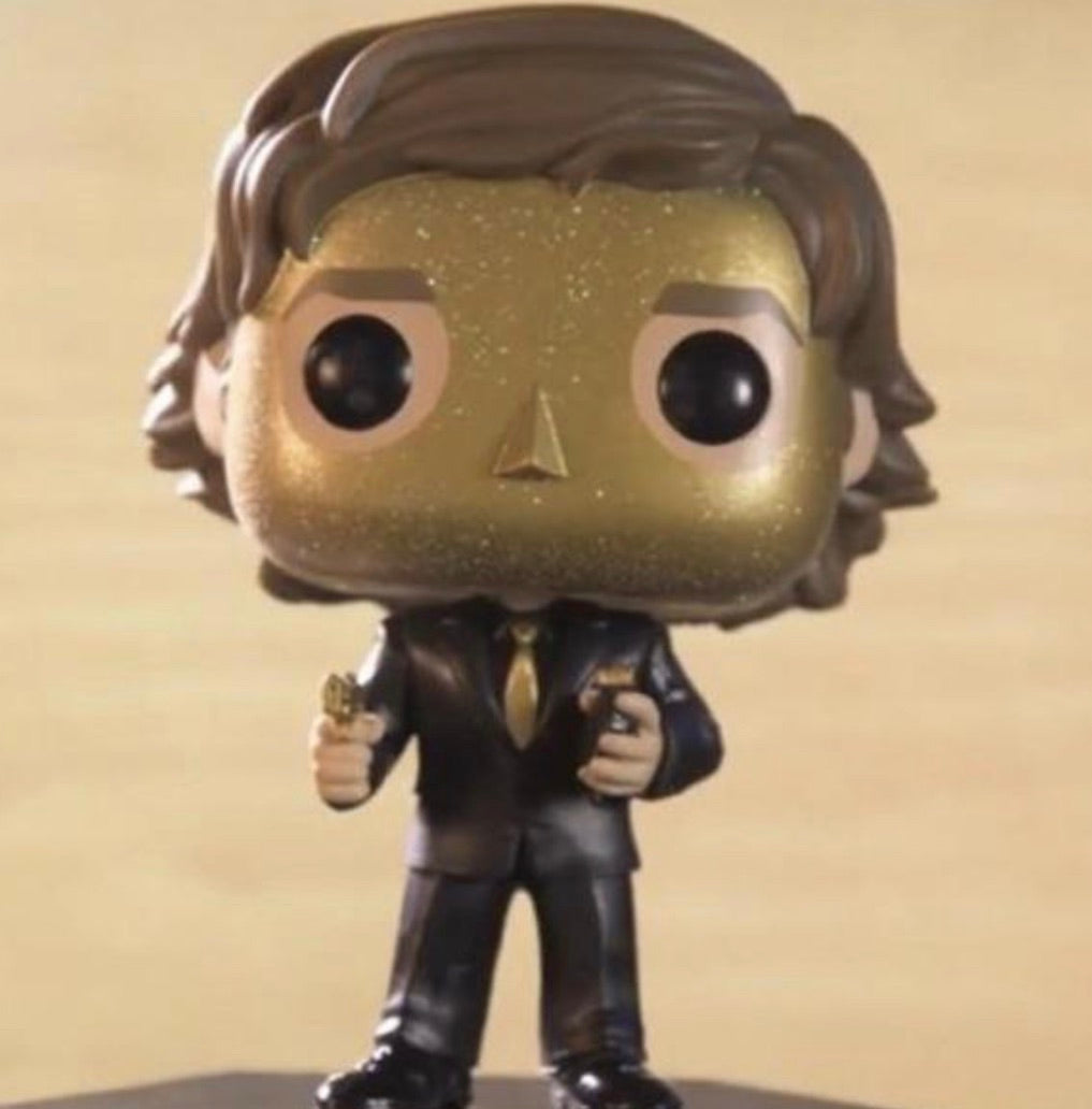 Jim as Goldenface - The Office - Funko Pop Vinyl(PREORDER)