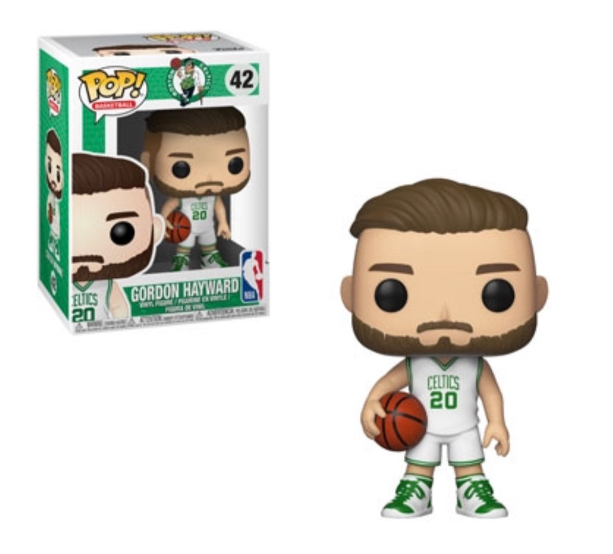 Pop!NBA Gordon Hayward(Preorder)