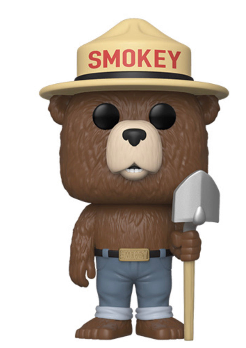 POP! AD ICONS - SMOKEY BEAR(PREORDER)