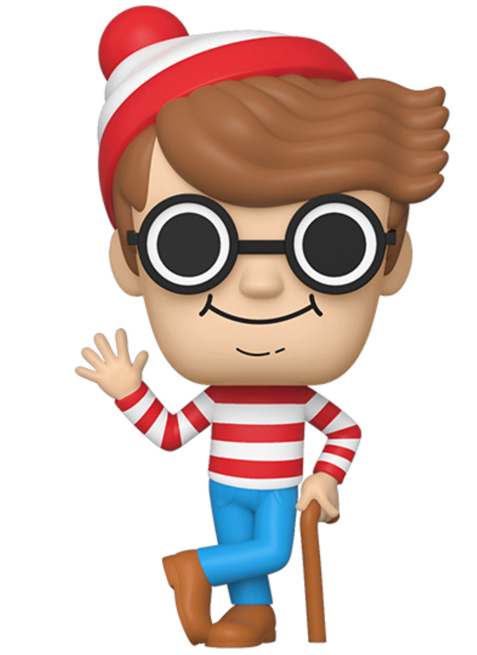 WHERE'S WALDO FUNKO POP WALDO (PRE-ORDER)