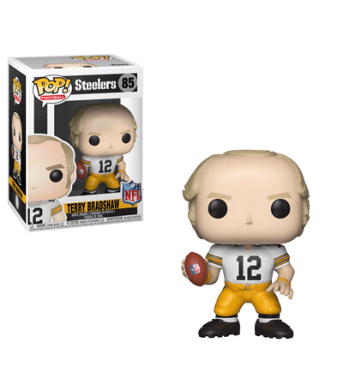 Pop! NFL Legends Terry Bradshaw