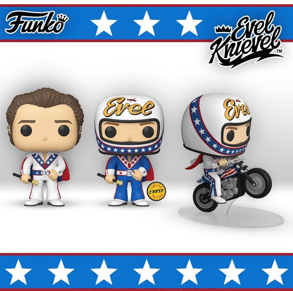 Pop! Icons: Evel Knievel (PREORDER)