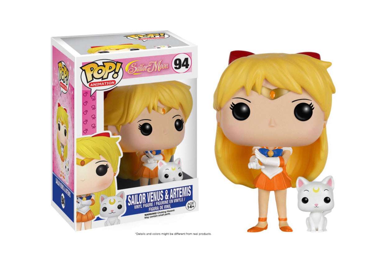 SAILOR MOON 6 PACK BUNDLE AND SINGLE POPS