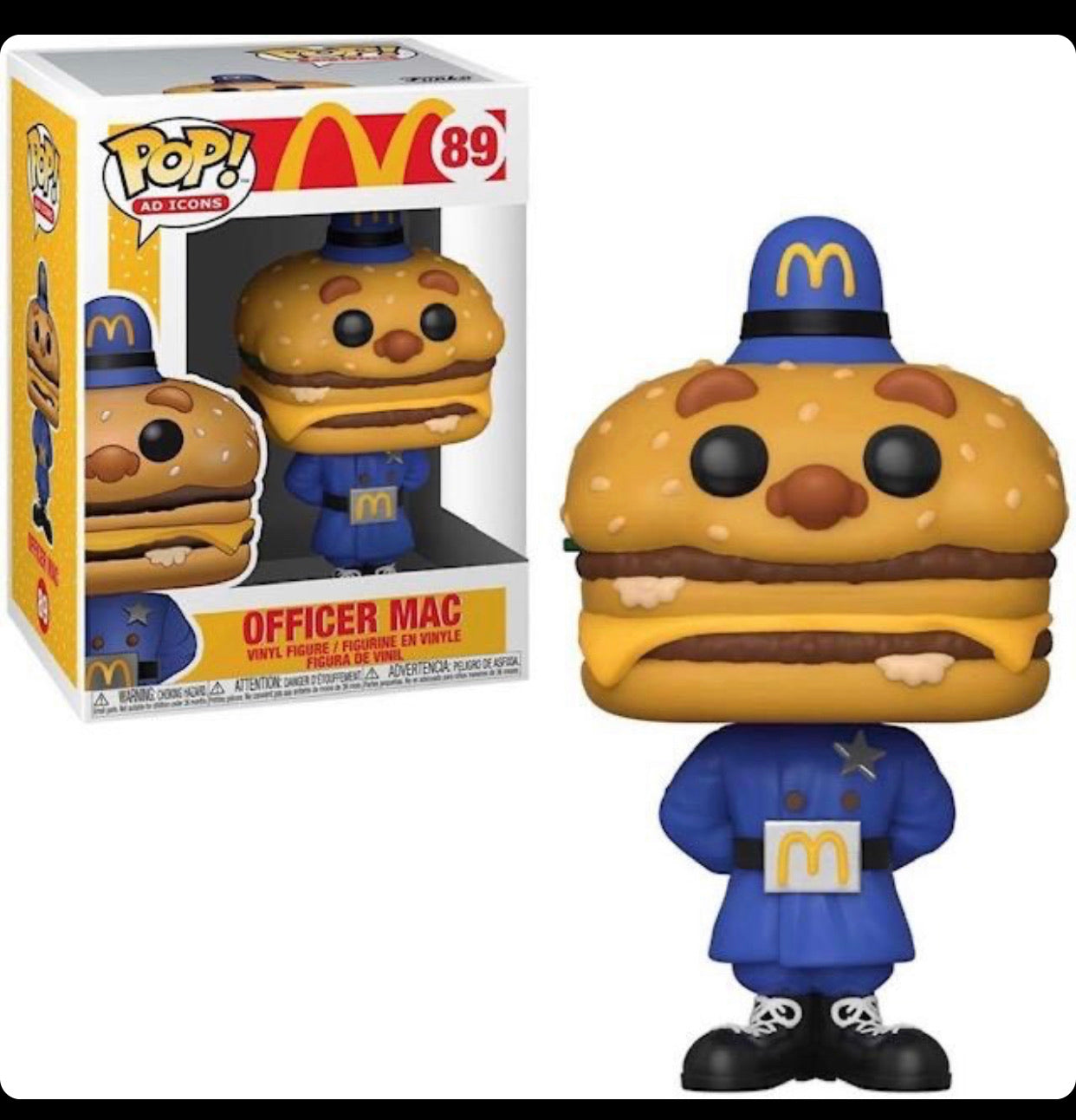 (PREORDER) POP AD ICON MCDONALDS