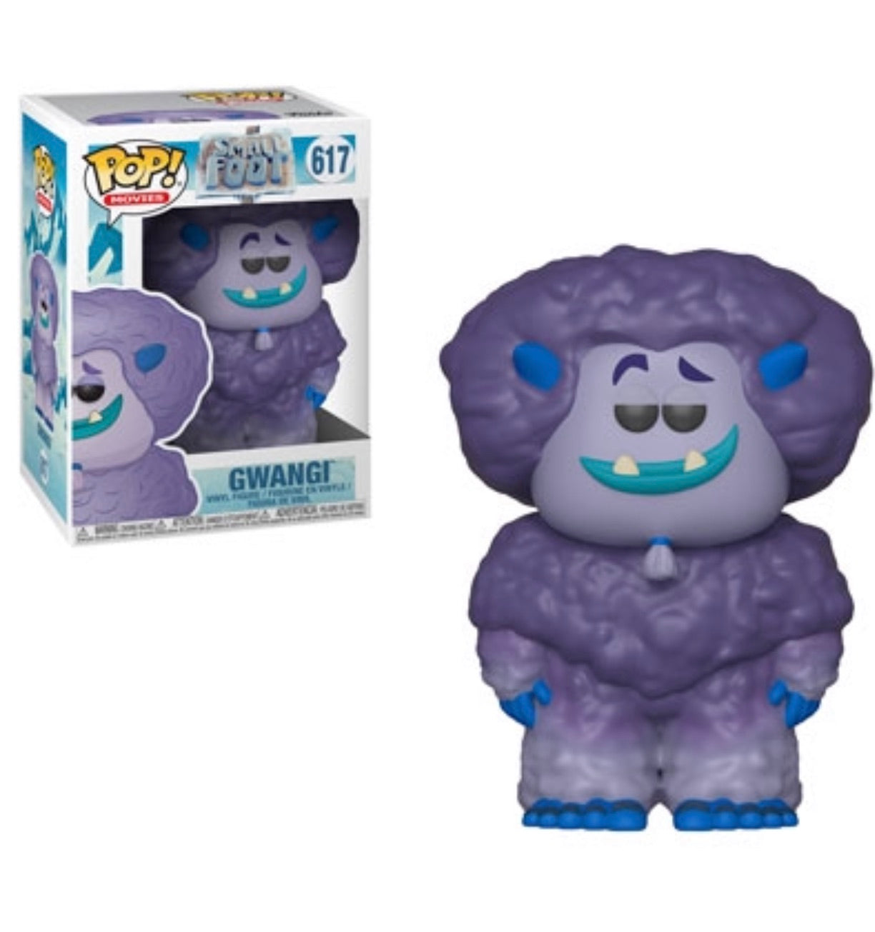 SMALL FOOT FUNKO POP! GWANGI #617 (PRE-ORDER)