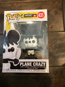 Plane Crazy Mickey not mint LC4
