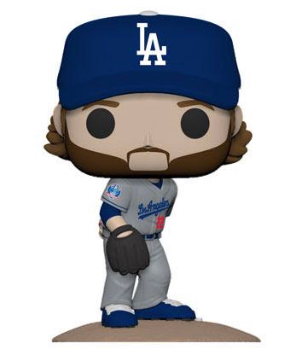MLB FUNKO POP! CLAYTON KERSHAW (ROAD) (PRE-ORDER)
