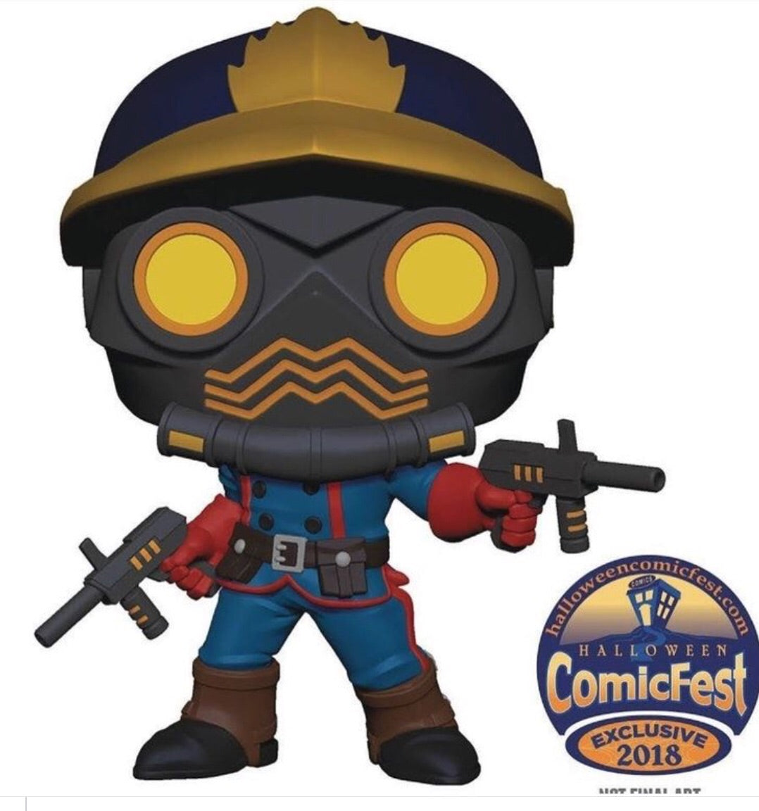 Halloween Comicfest Exclusive Classic Starlord