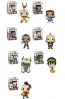 AVATAR: THE LAST AIRBENDER FUNKO POP! COMPLETE SET OF 7 (IN STOCK)