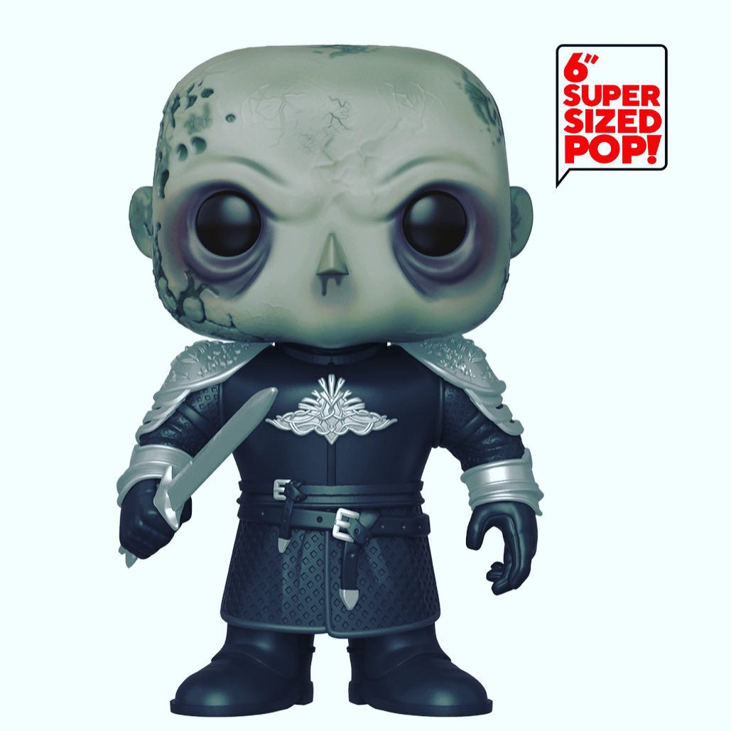 "Pop!Game of Thrones 6"" The Mountain (unmasked)"