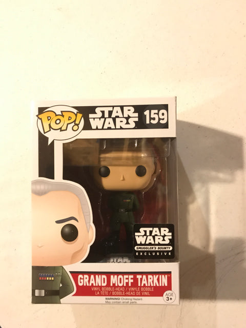 STAR WARS - Grand Moff Tarkin smugglers bounty excl