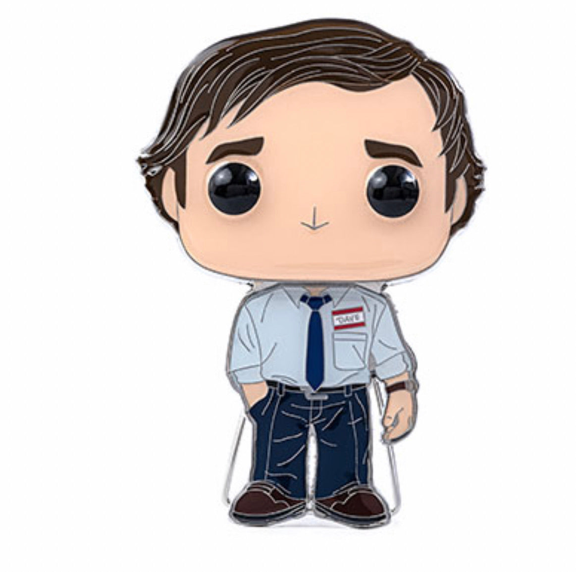 THE OFFICE WAVE 3 - LG ENML PIN (PREORDER)