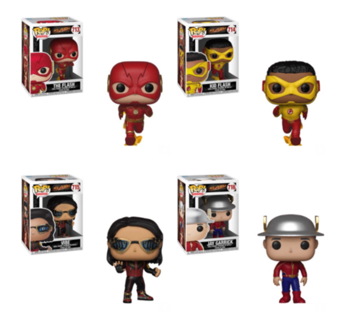 Pop! TV: The Flash