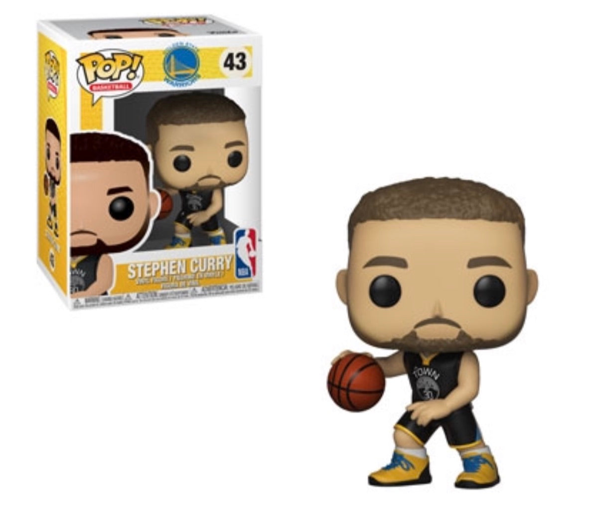 Pop!NBA Stephen Curry(Preorder)