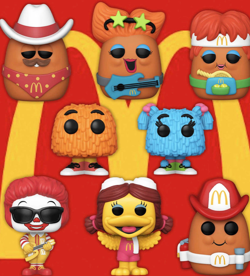 Pop! Ad Icons: McDonald's Wave 2