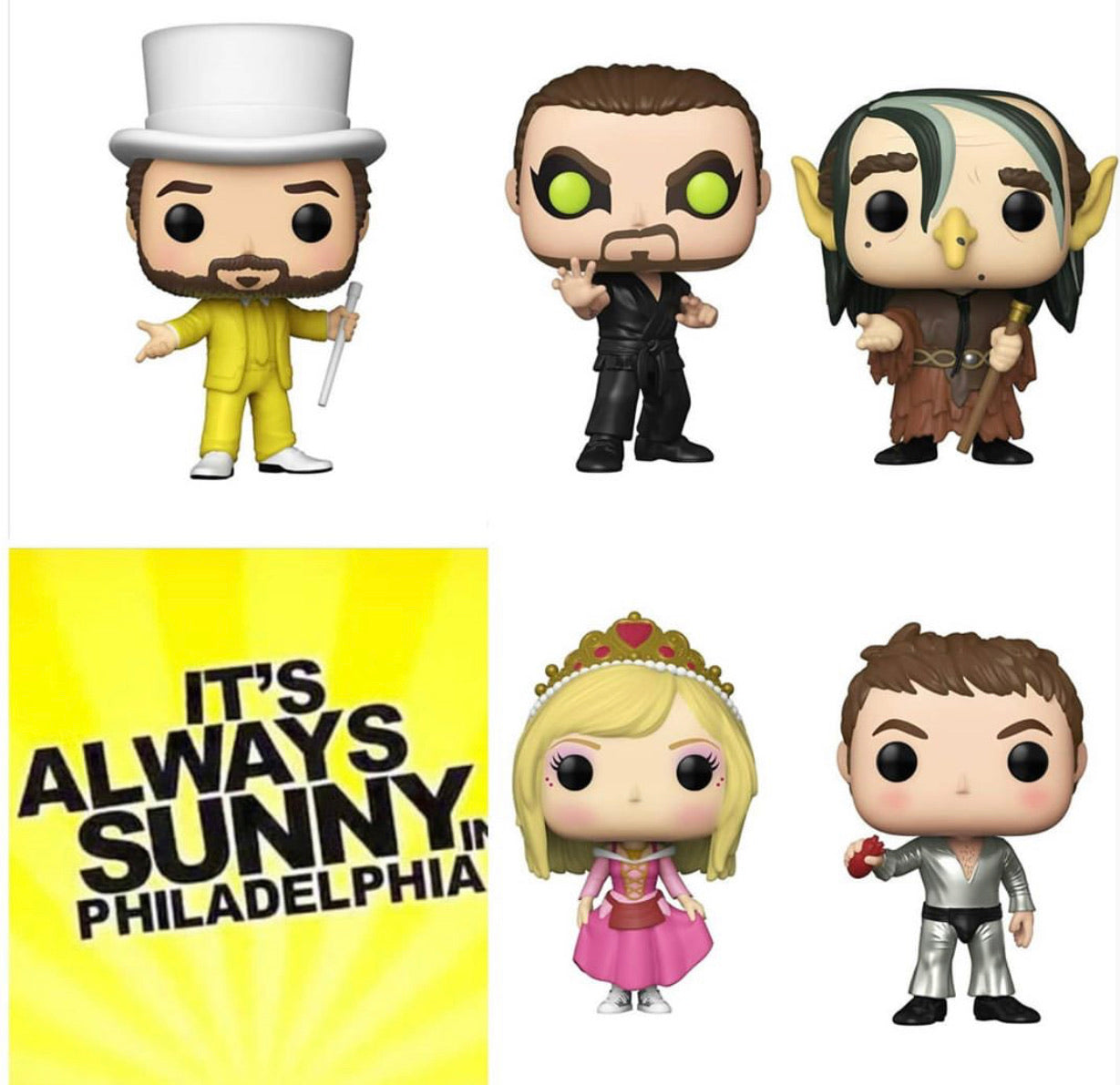 Pop! Television: It's Always Sunny In Philadelphia(PREORDER)