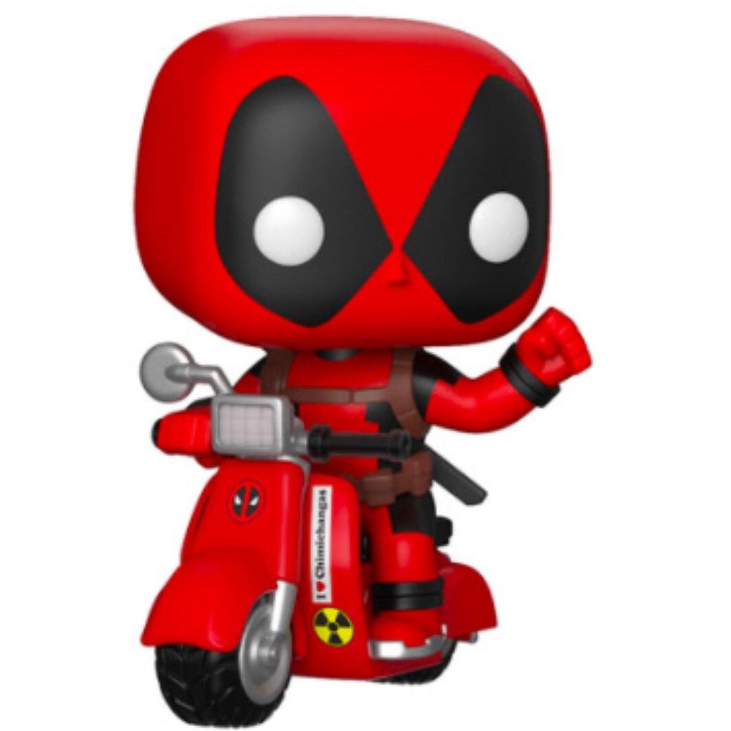 Pre-Order: Pop Rides: Marvel: Deadpool