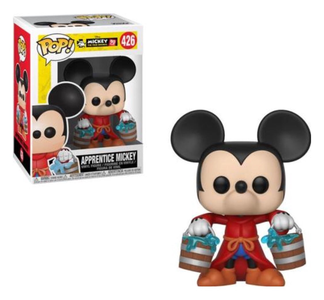 MICKEY'S 90TH FUNKO POP! APPRENTICE MICKEY (PRE-ORDER)