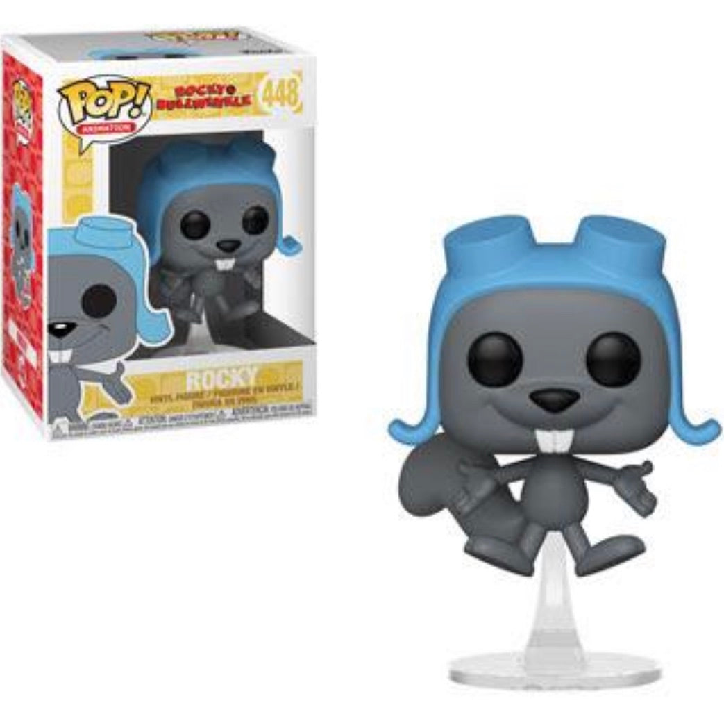 ROCKY AND BULLWINKLE FUNKO POP! ROCKY (FLYING) (PRE-ORDER)