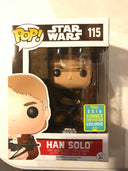 STAR WARS - Han Solo 115 SDCC 2016 exc