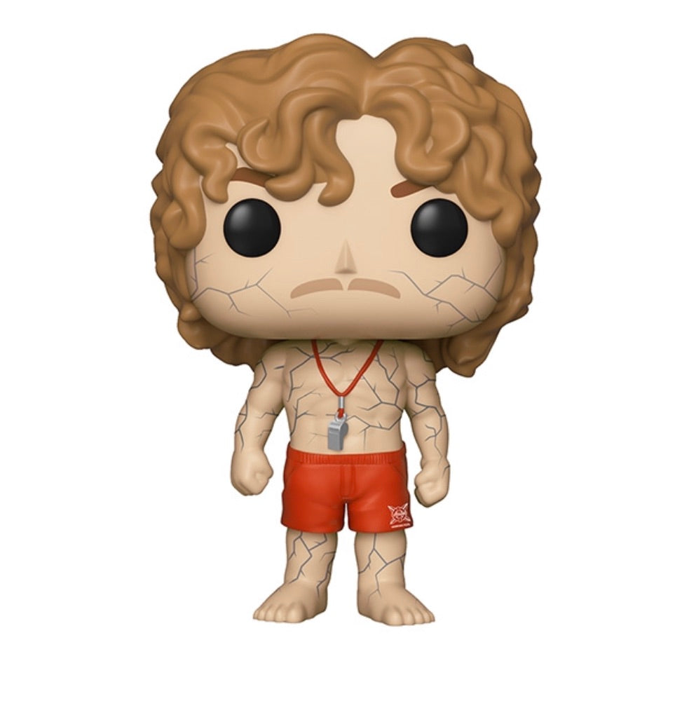 STRANGER THINGS FUNKO POP! LIFEGUARD BILLY SEASON 3(UPSIDE DOWN) (PRE-ORDER)