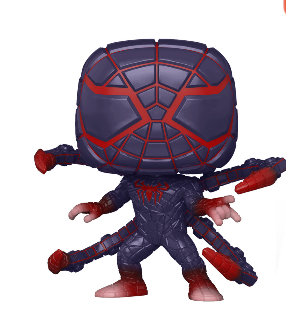 POP Games: Marvel's Spider-Man Miles Morales Miles 2(Preorder)
