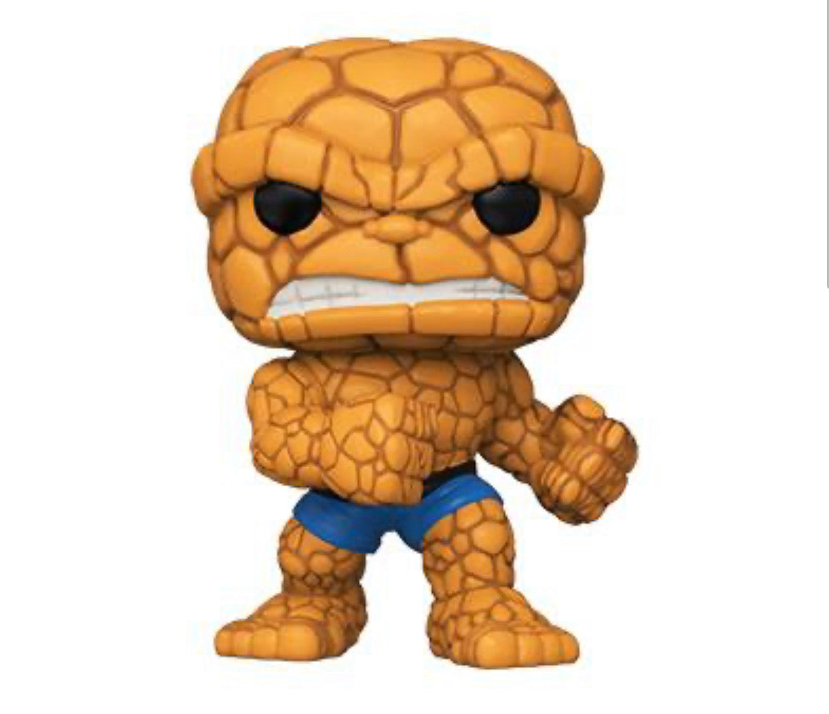 FANTASTIC FOUR FUNKO POP! THE THING (PRE-ORDER)