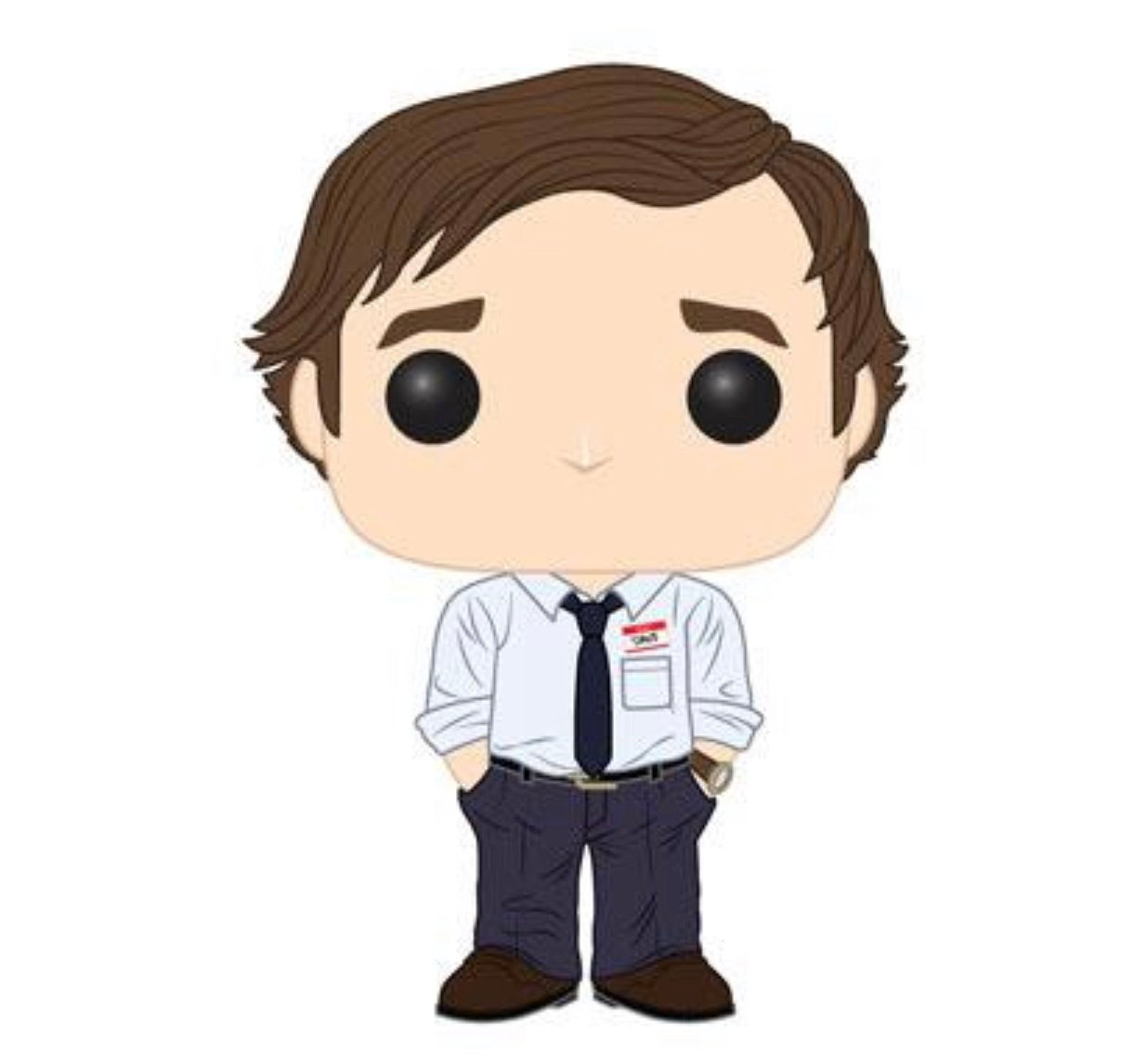 THE OFFICE FUNKO POP! JIM HALPERT (PRE-ORDER)