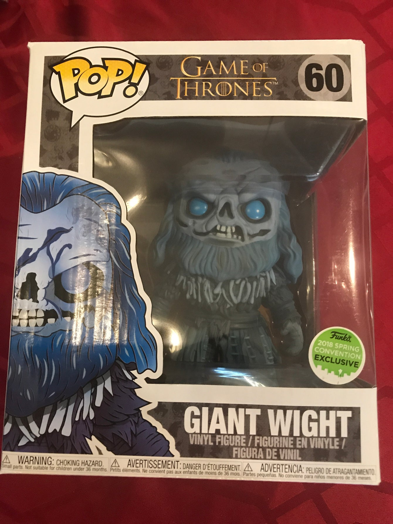 Giant wight LC2