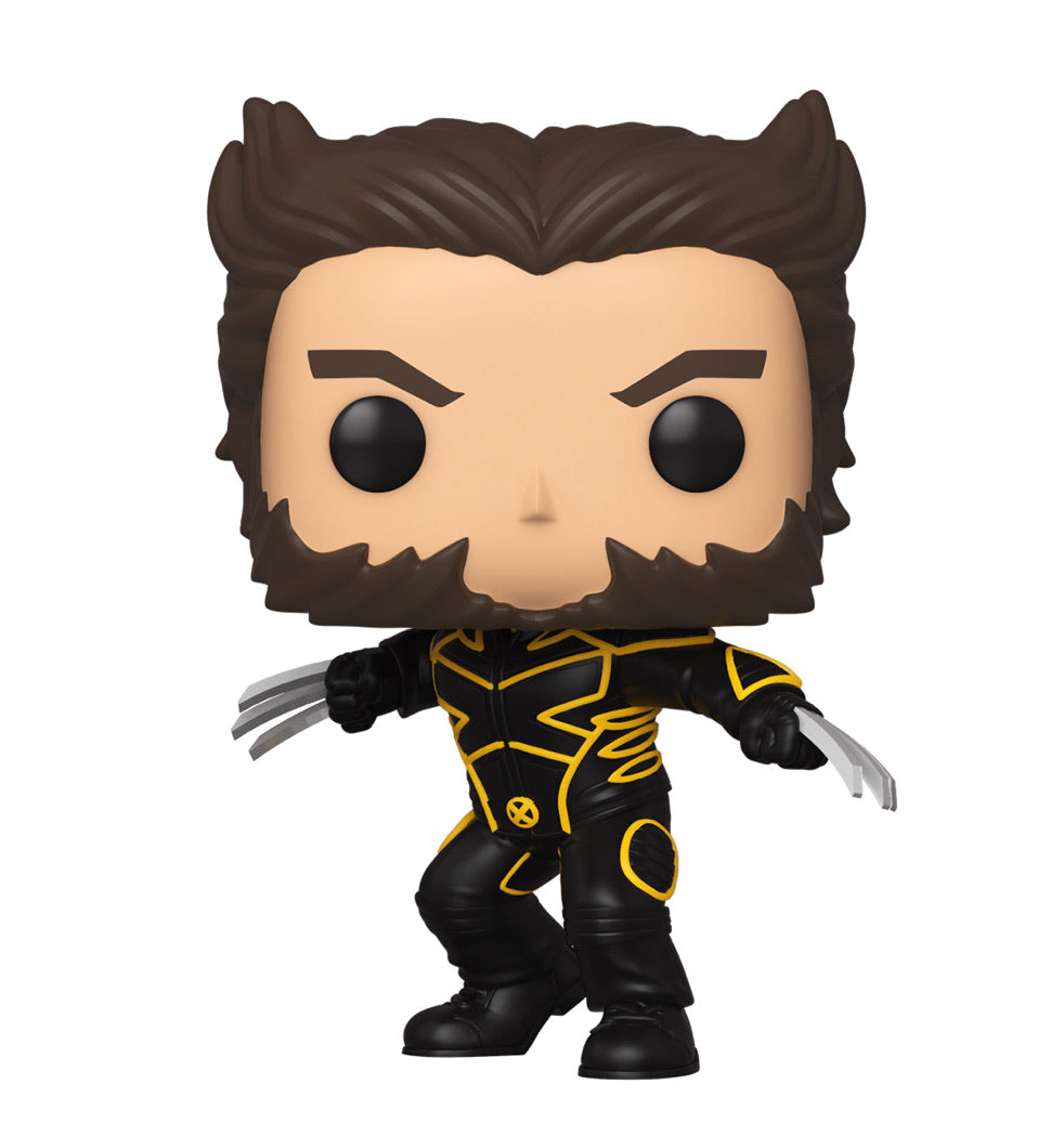POP Marvel: X-Men 20th-Wolverine In Jacket(Preorder)